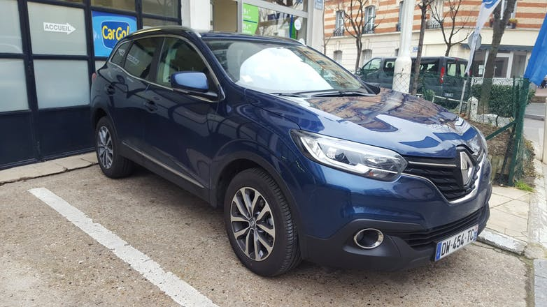 location renault kadjar 2015 diesel automatique la garenne colombes 7 rue l on maurice nordmann. Black Bedroom Furniture Sets. Home Design Ideas