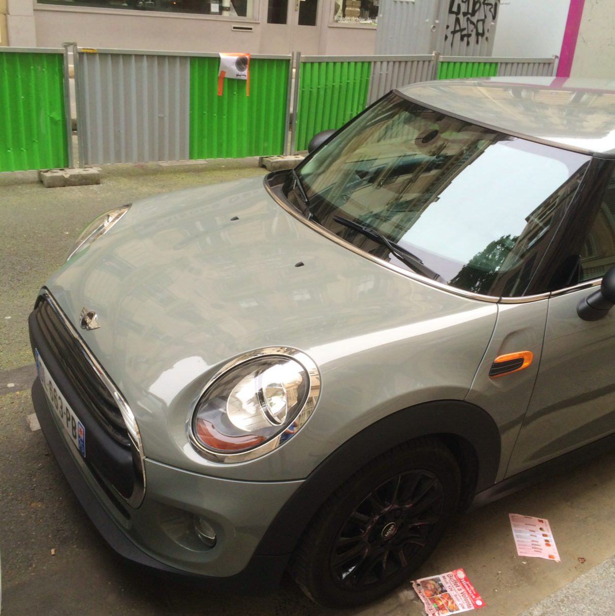 MINI ONE D, 2014, Diesel - Mini-citadine Paris (75)
