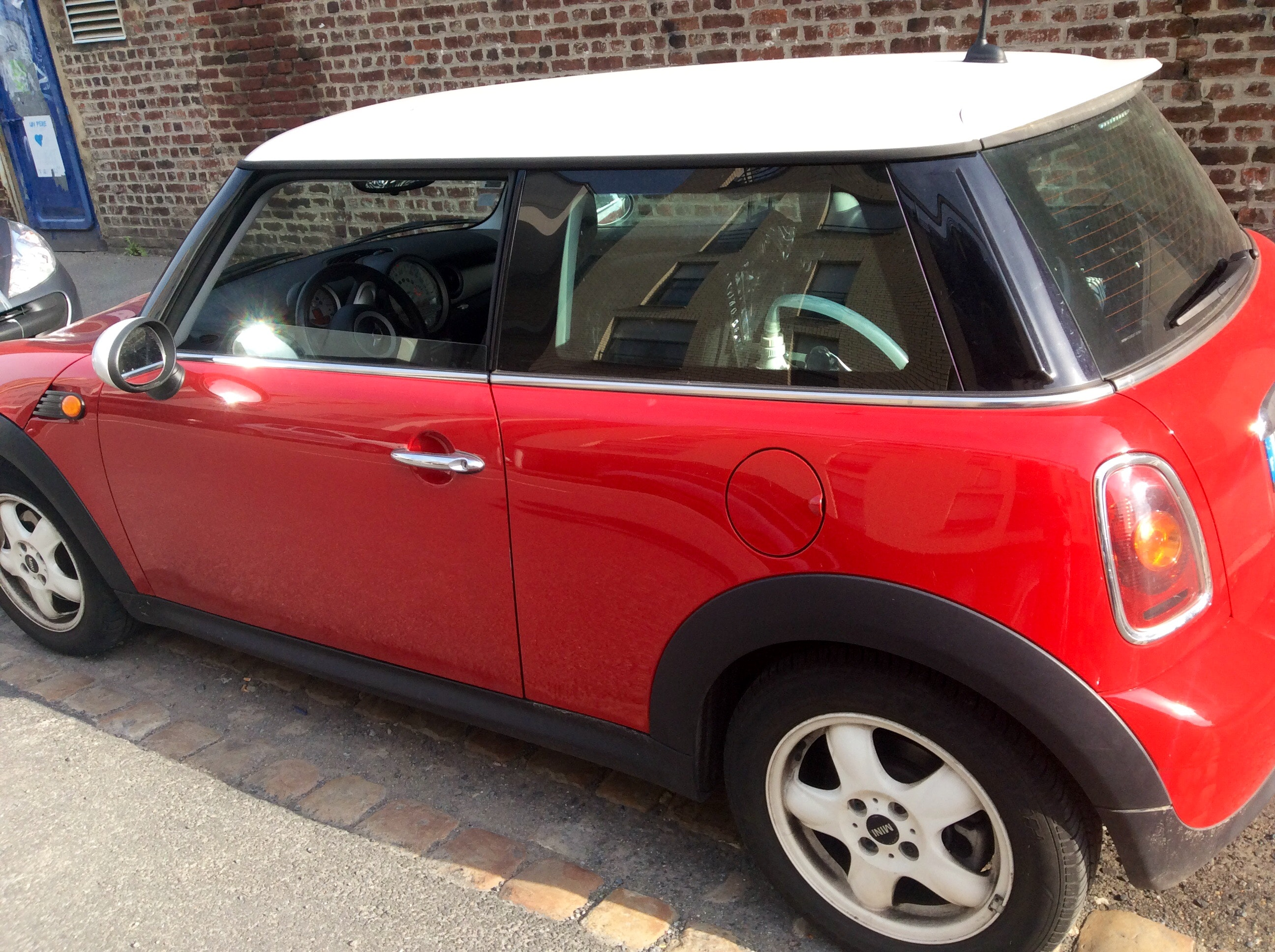 Mini cooper, 2008, Essence - Mini-citadine Arras (62)