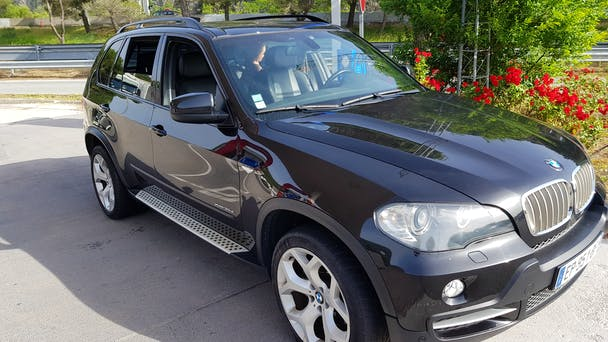 BMW X5 3.5 xdrive, 2010, Diesel, automatique