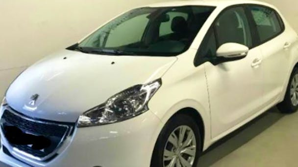 Peugeot 208 E-HDI clim bleutooth gps, 2014, Diesel
