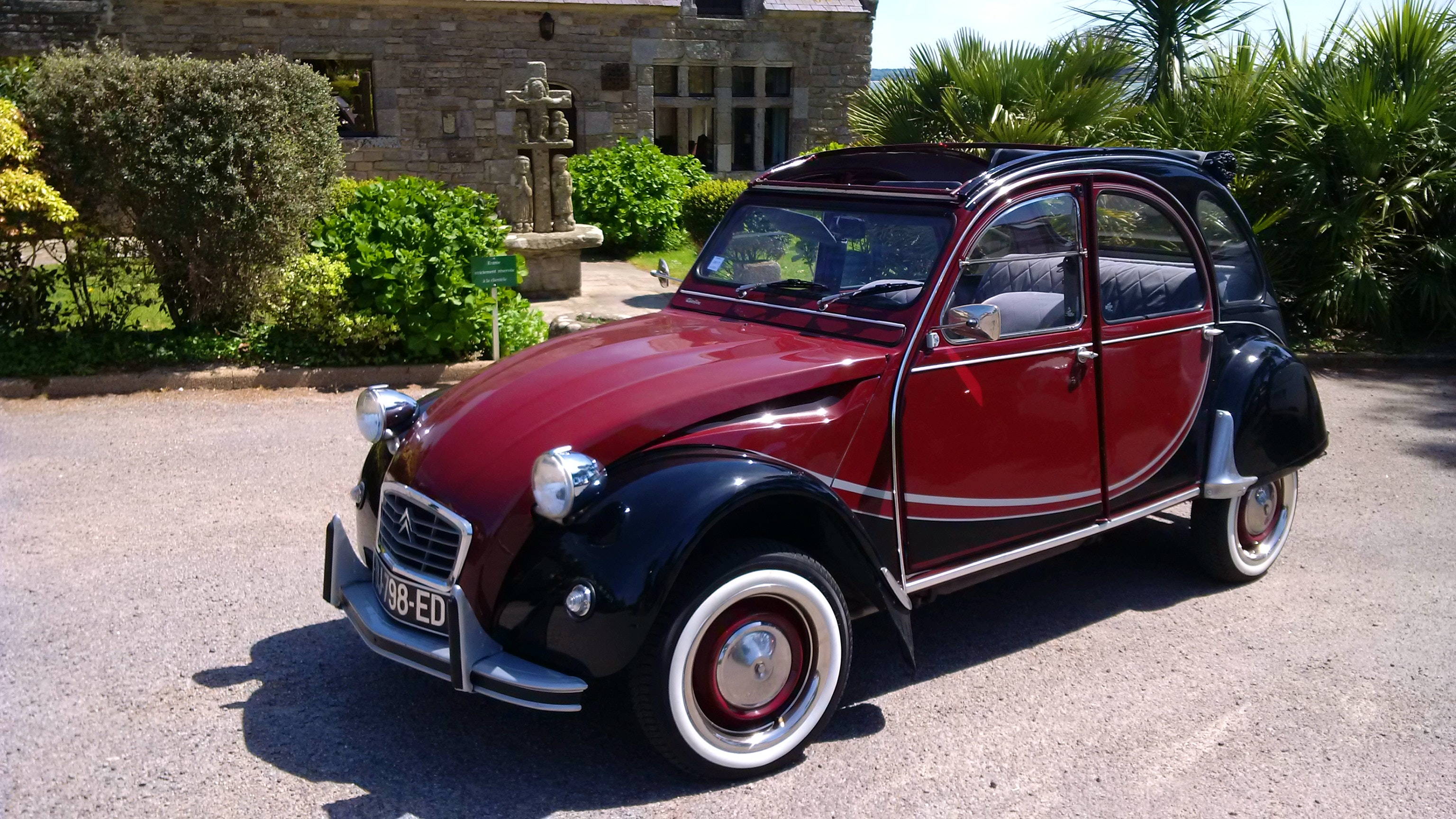 Citroen 2CV 6 Charleston, 1983, Essence