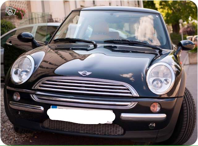 Mini Cooper, 2004, Essence, automatique