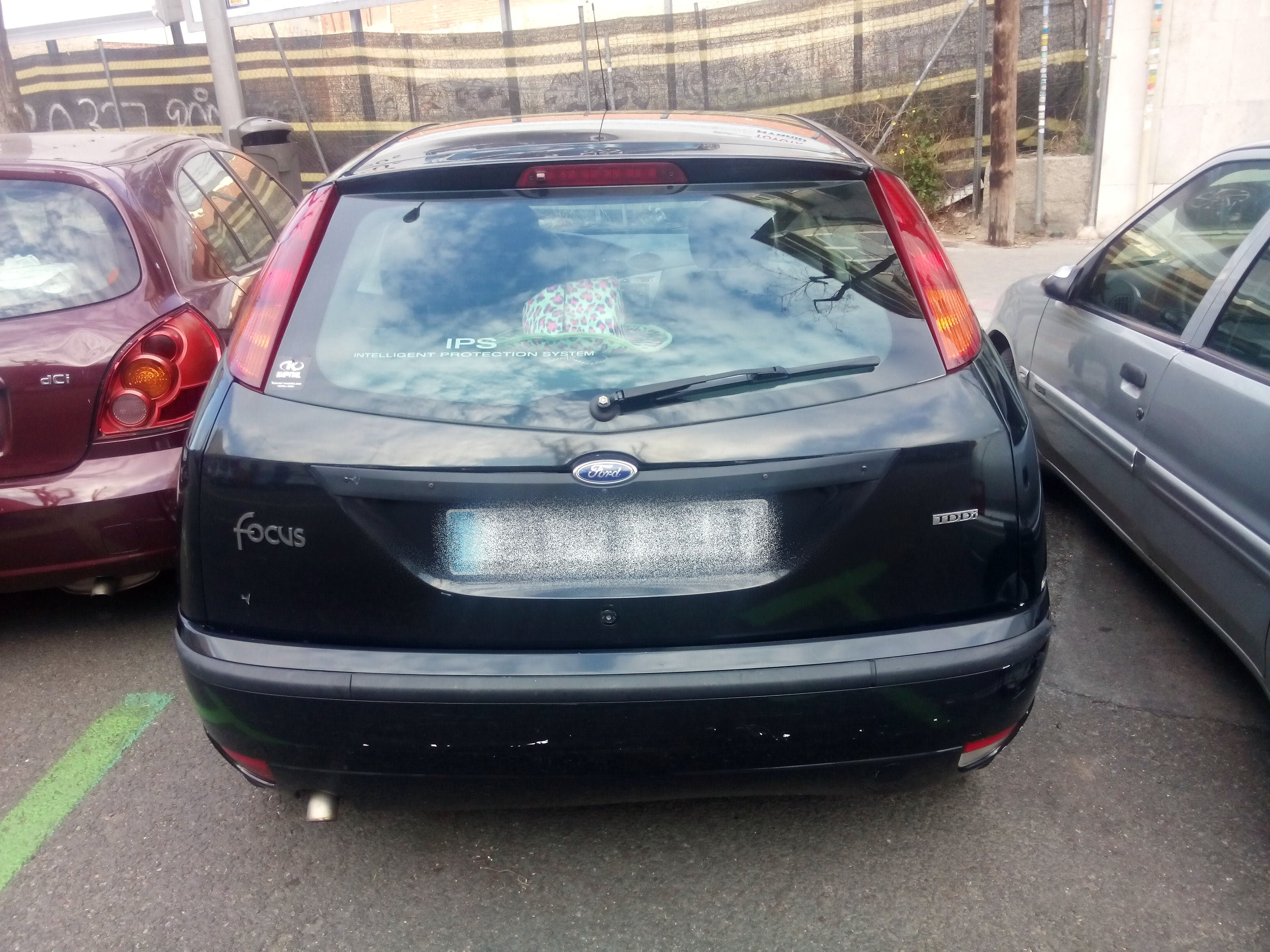 Ford Focus TDDI 1800 90CV con Reproductor de CD