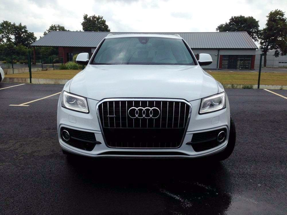 AUDI Q5 QUATRO MODEL 2015 200CH, 2014, Diesel, automatique