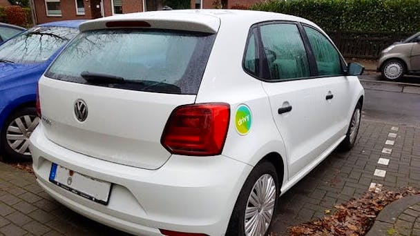 Volkswagen Polo 273 mit Audio-/iPod-Zugang