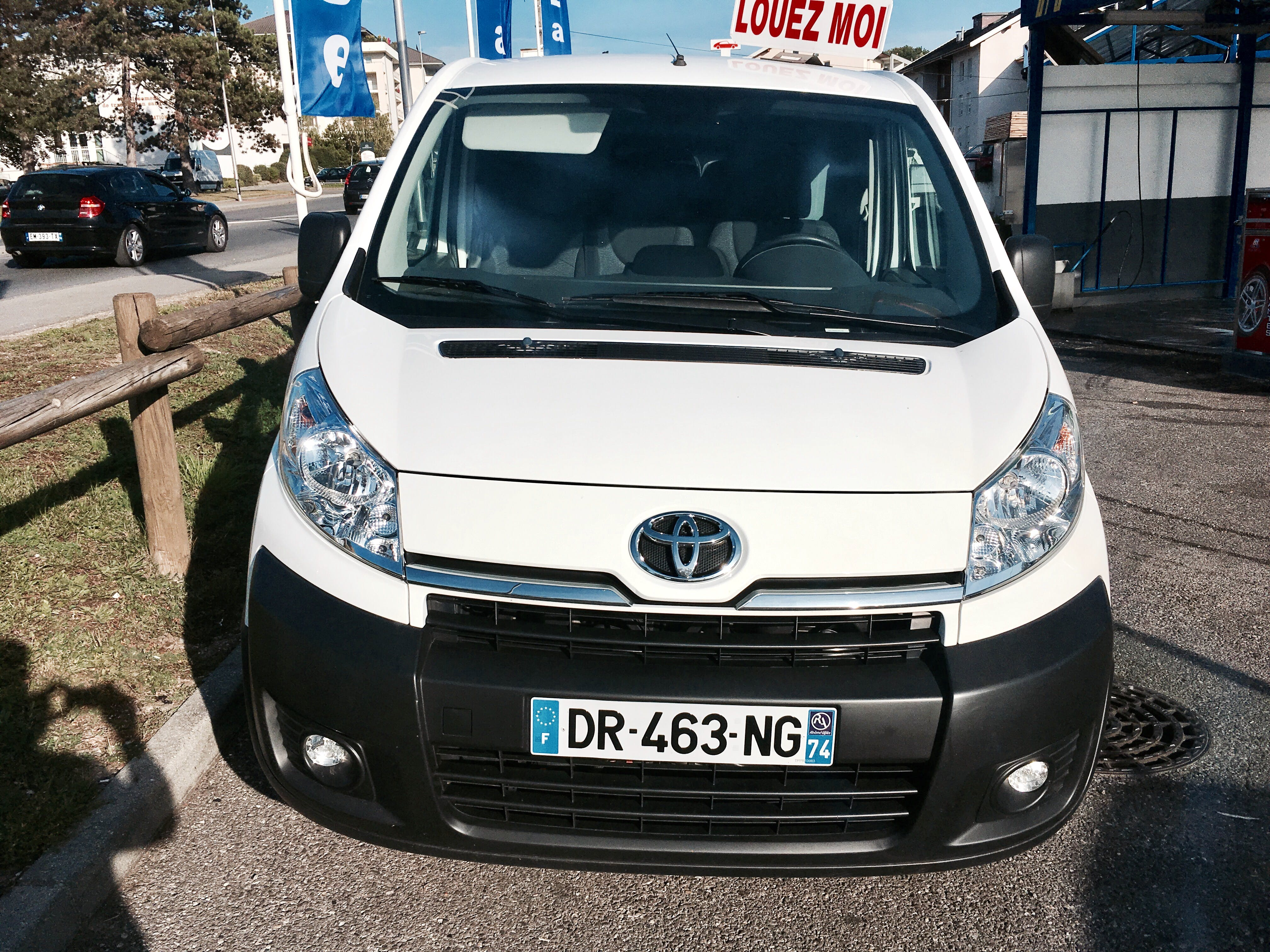 Toyota Proace Fourgon 1.6  L1H1 avec Climatisation