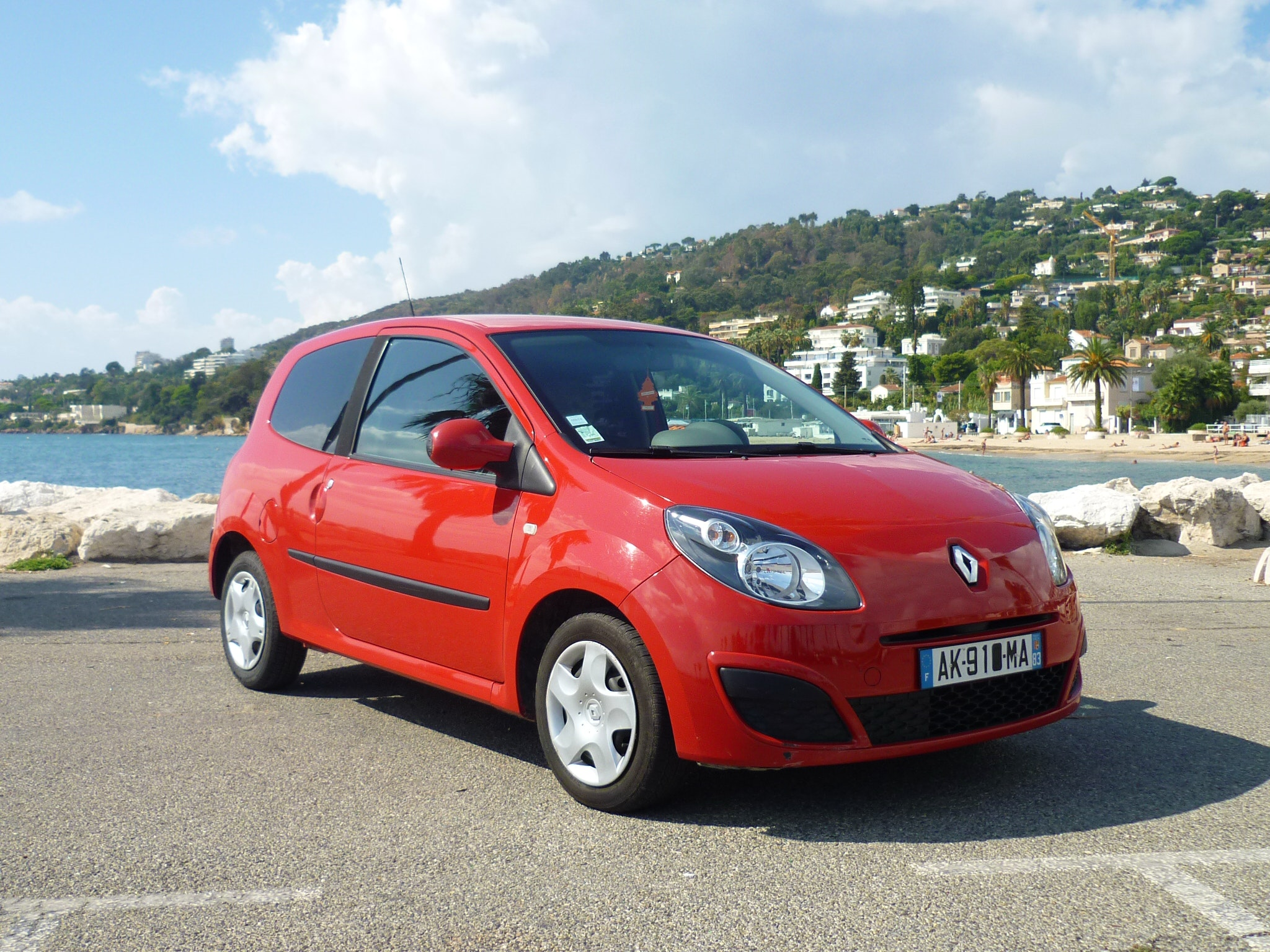 Renault  Twingo II Expression avec Climatisation