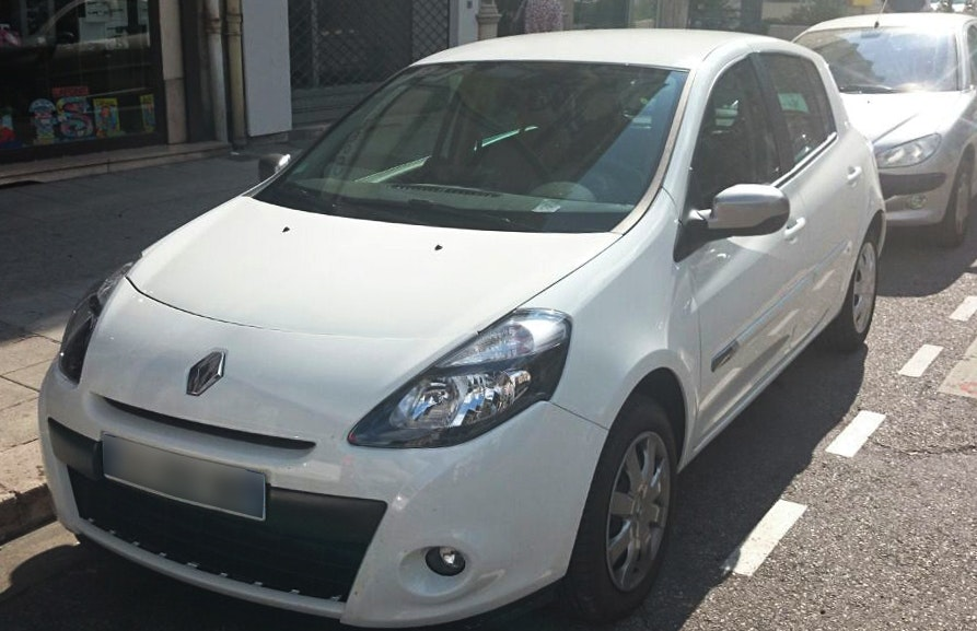renault Clio Business 1.5 DCI 90, 2012, Diesel