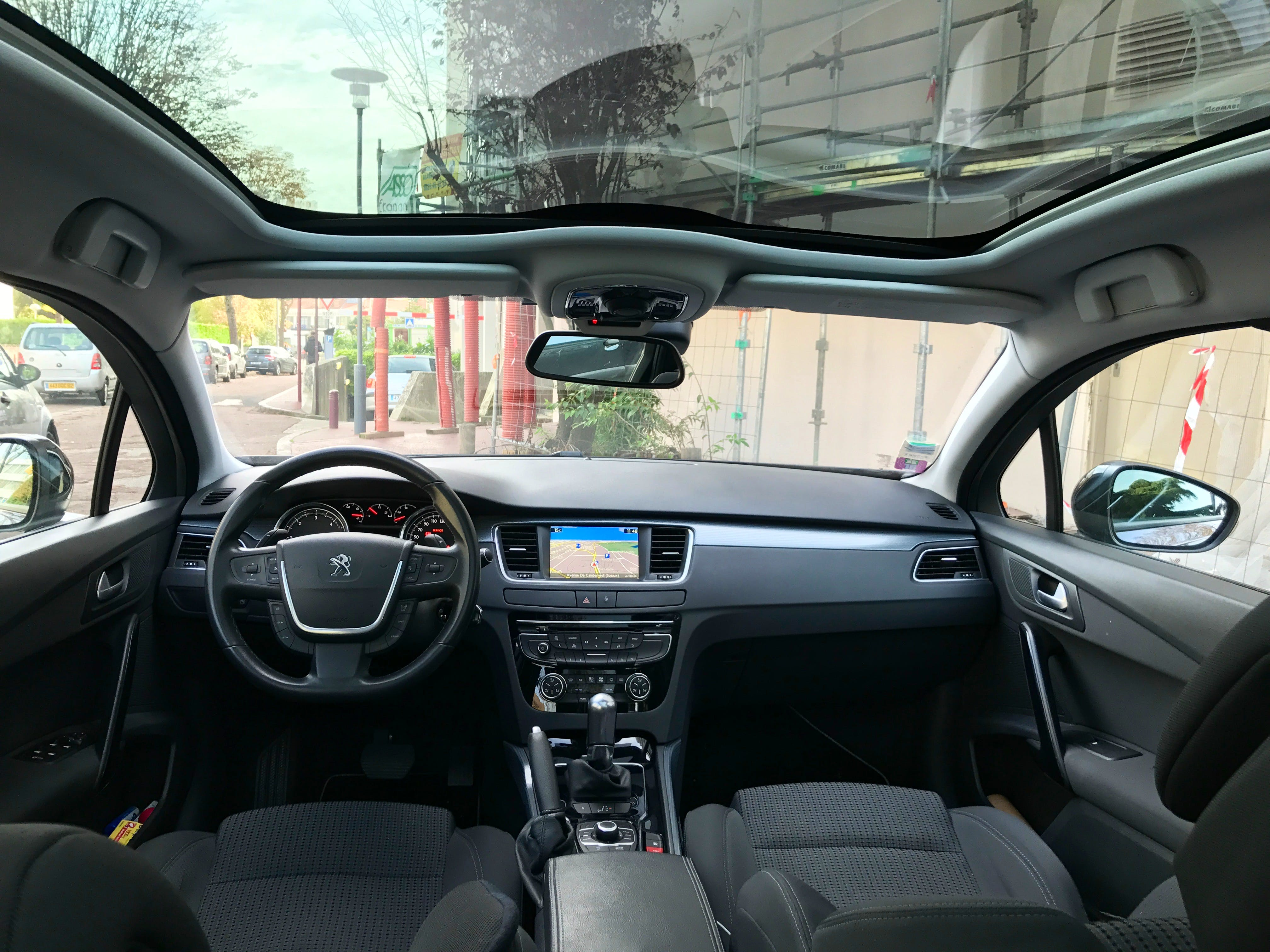 Peugeot 508 SW 1.6 HDI business pack avec GPS