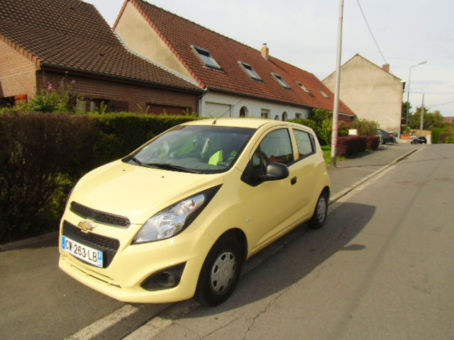 chevrolet  SPARK ESSENCE 5 PLACES, 2013, Essence