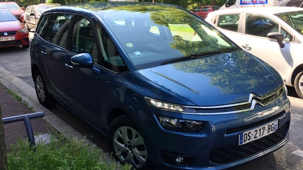 Citroen C4 Grand Picasso 1,6hdi avec Climatisation
