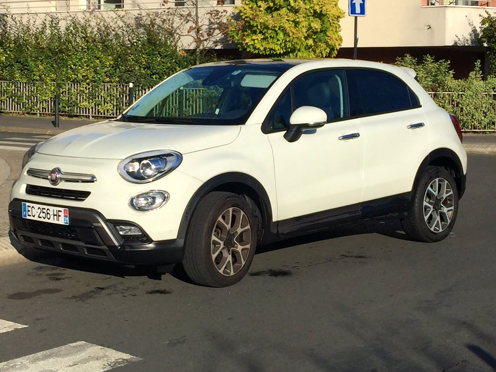 Fiat 500 X Cross Cross Plus 1.4 Multiair 140ch, 2016, Essence