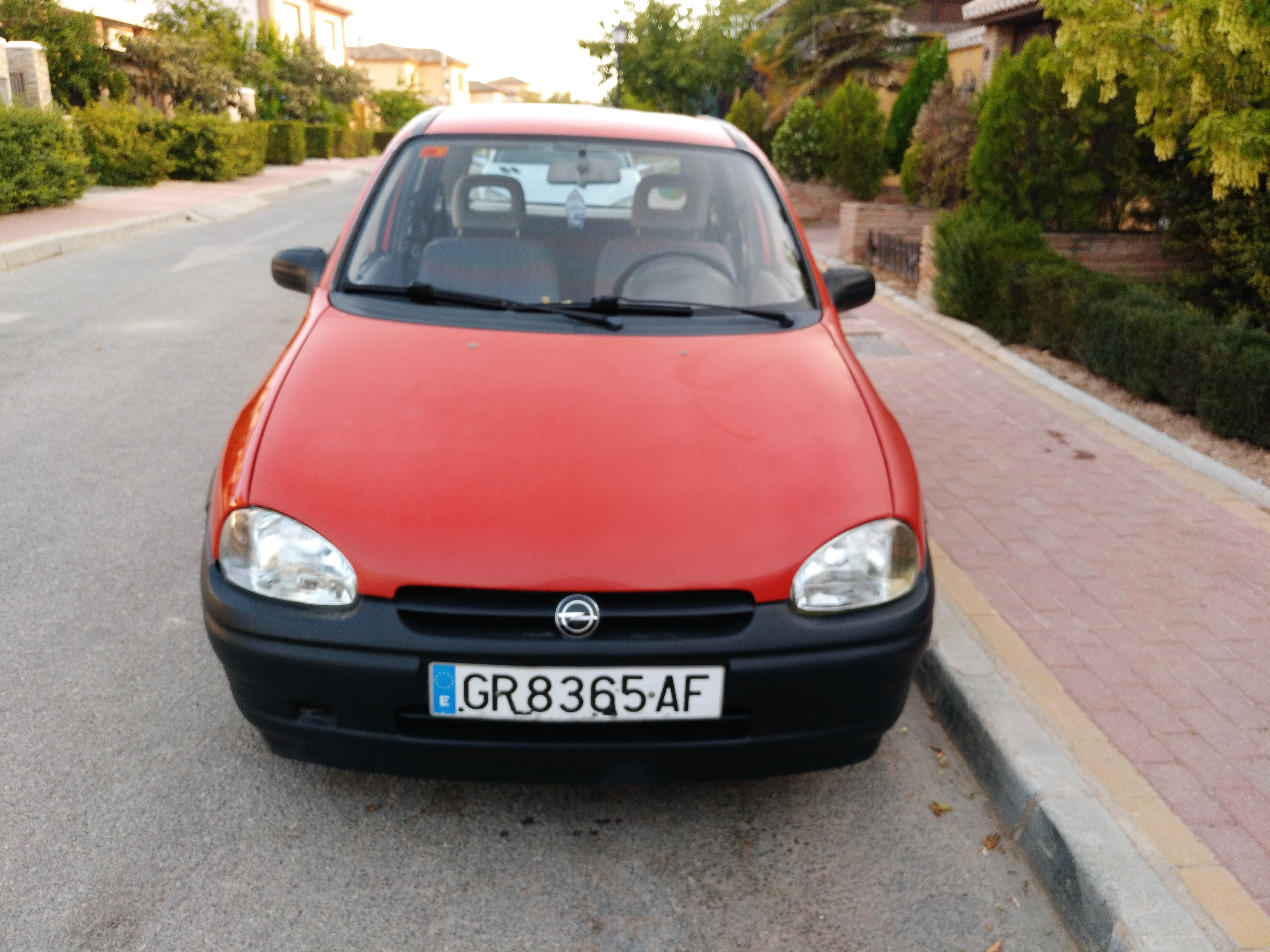Opel Corsa City 1.2 con Reproductor de CD
