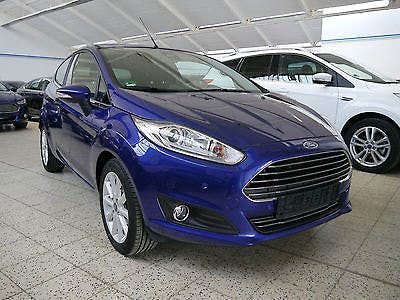 Ford Fiesta Eco Mode, 2015, Benzin