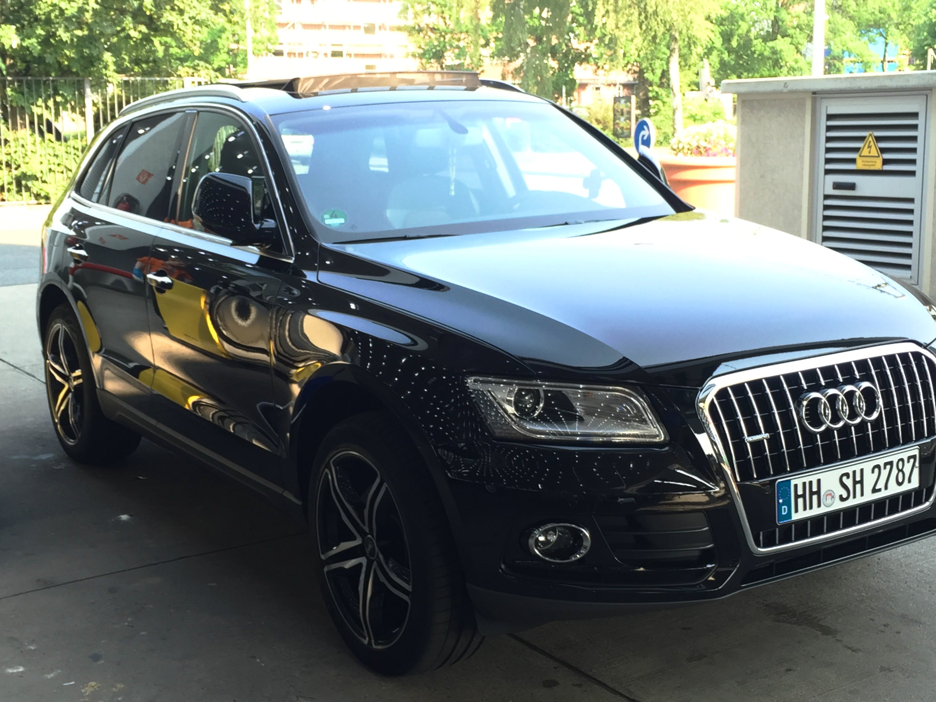 Audi Q5 TDI Quattro 2.0 Clean mit CD-Player