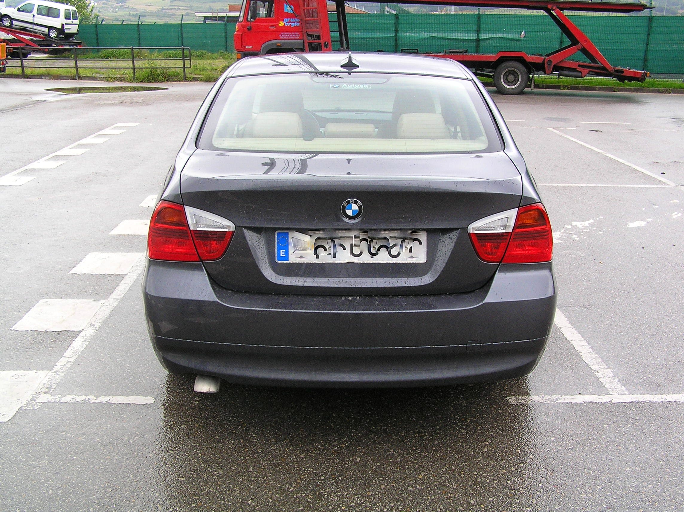 BMW Serie 3 320D con Entrada de Audio/iPod