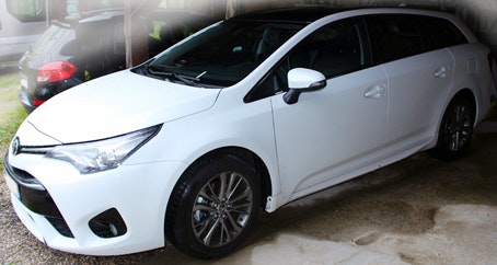 Toyota Avensis Break Phase 4, 2016, Essence