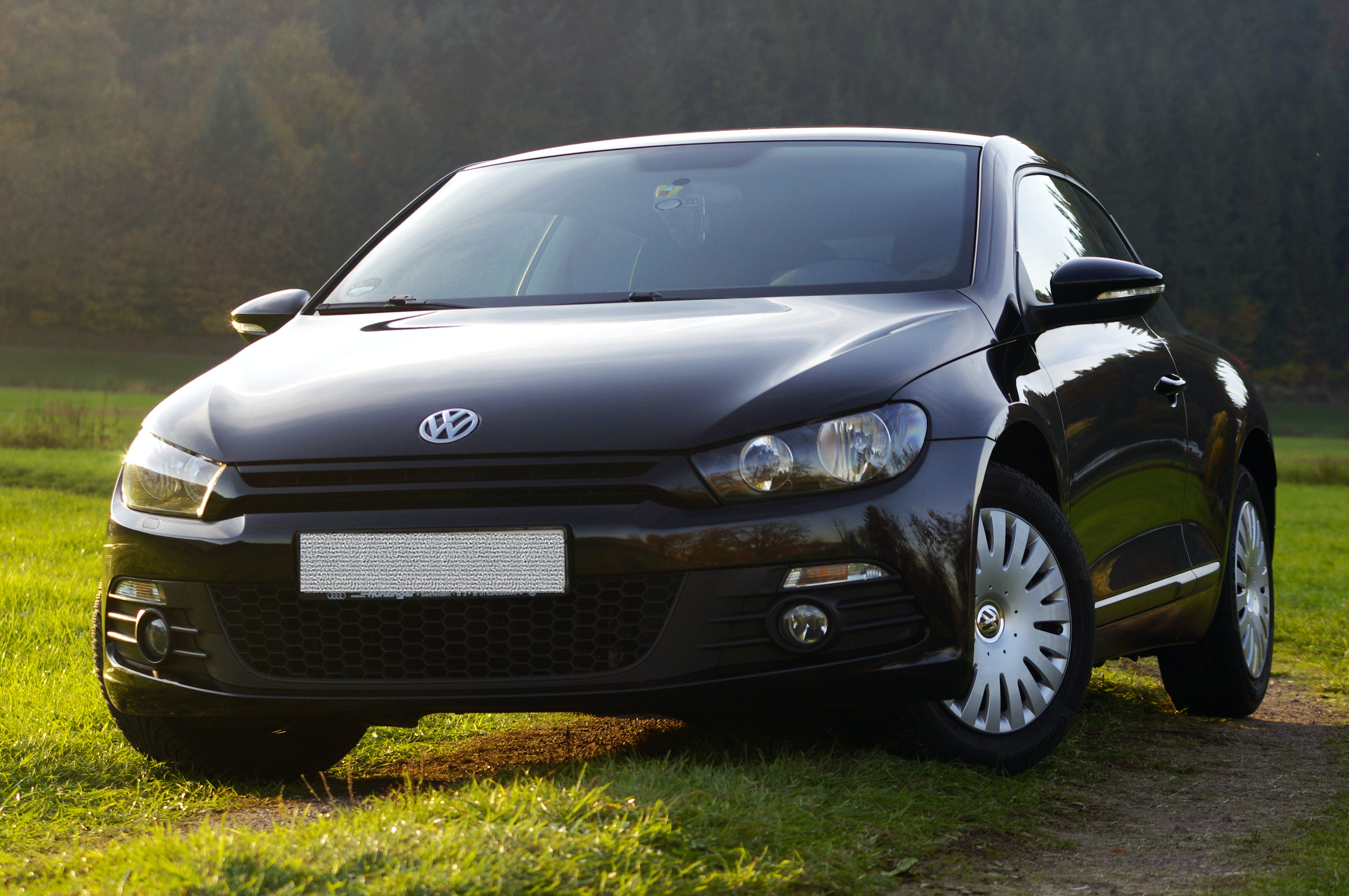 VW Scirocco 3 1.4 Sport Coupe Gengenbach