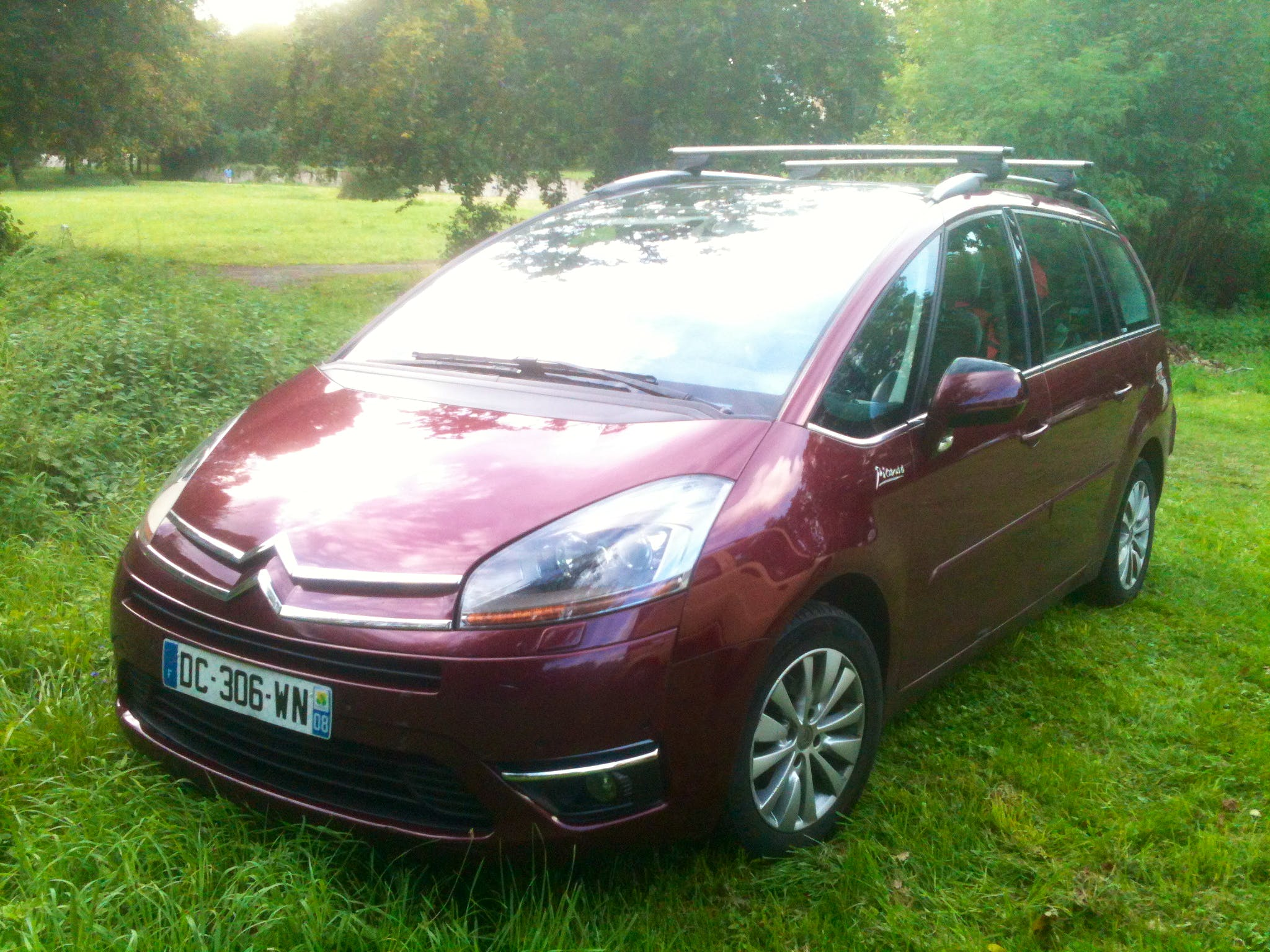 Citroen C4 Grand Picasso 2.0 HDI, 2008, Diesel, automatique, 7 places