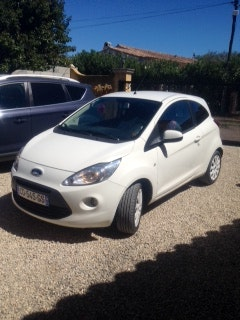 Ford KA, 2012, Essence - Mini-citadine Les Arcs (83)