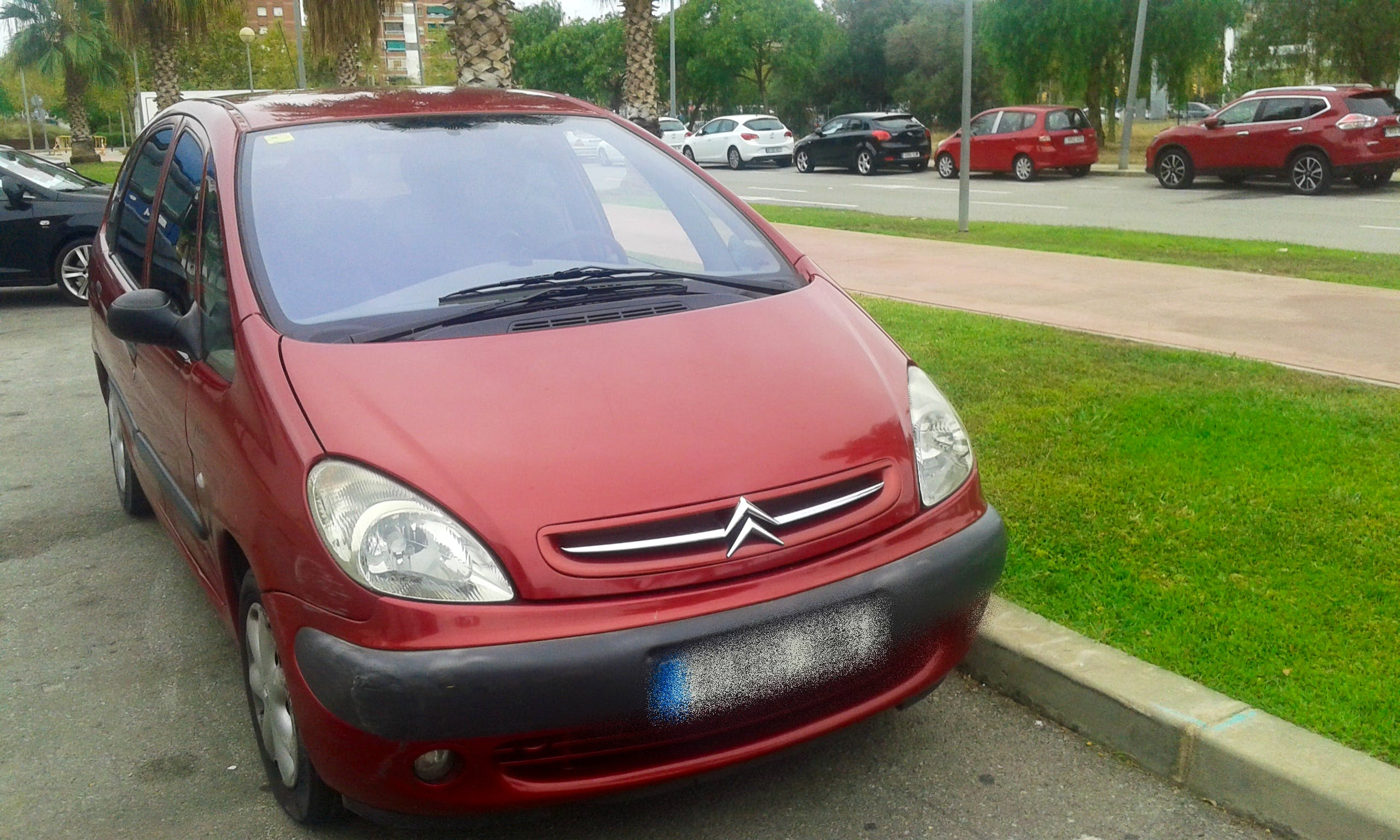 Citroen Xsara Picasso 2.0 90 CV EXCLUSIVE