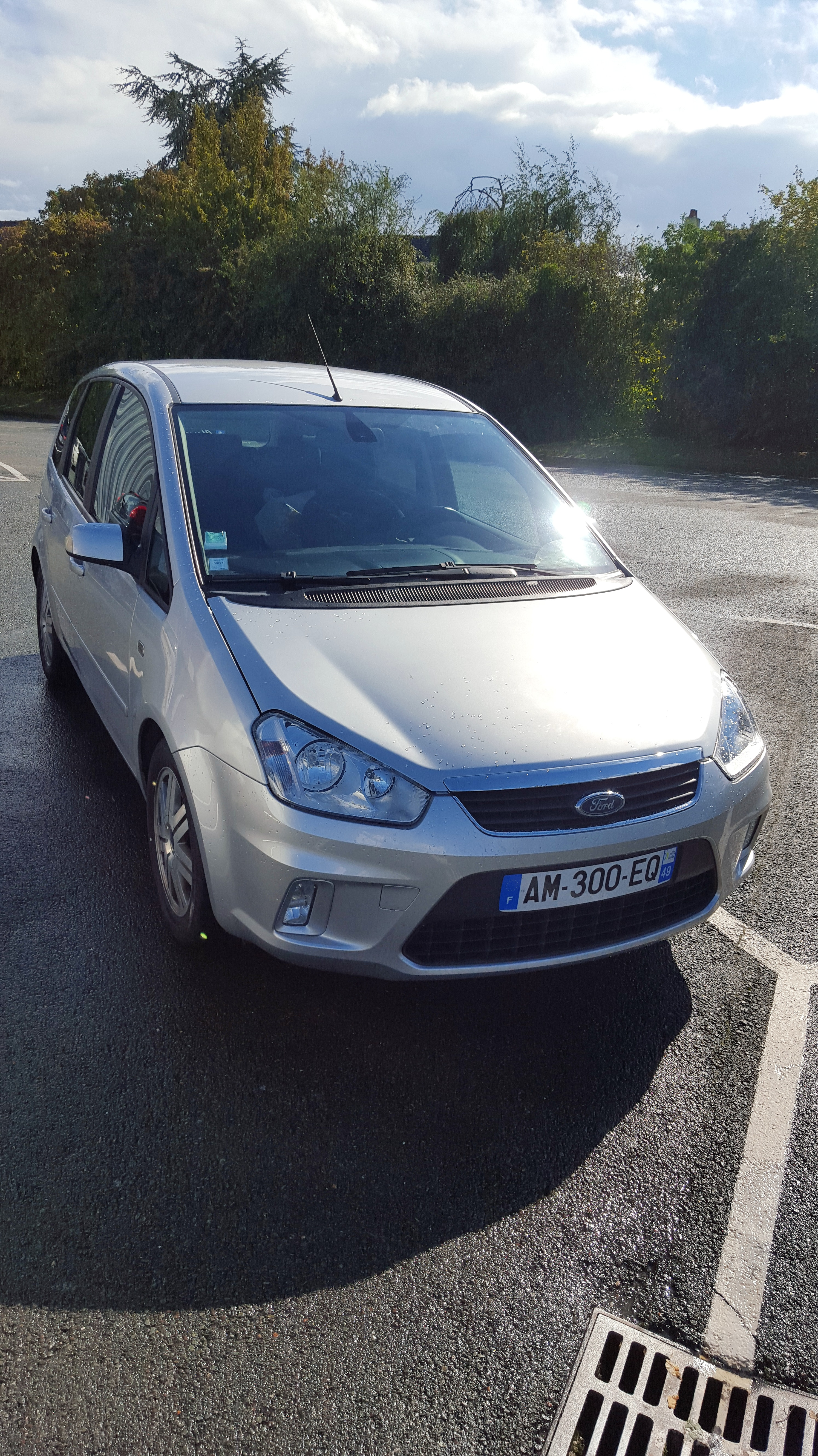 Ford Focus C-Max 110 ch. tdci , 2007, Diesel - Familiale Angers (49)