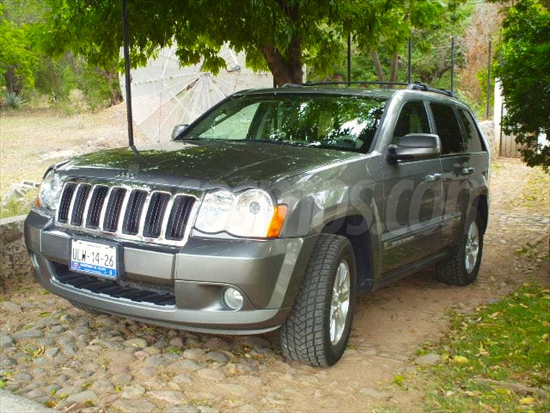 Jeep grand cherokee limited, 2006, Diésel, Automático