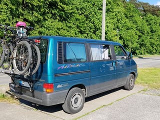 van volkswagen multivan 1995 7 sitze in berlin hiddenseer. Black Bedroom Furniture Sets. Home Design Ideas
