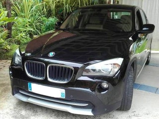 location bmw x1 entre particuliers drivy. Black Bedroom Furniture Sets. Home Design Ideas