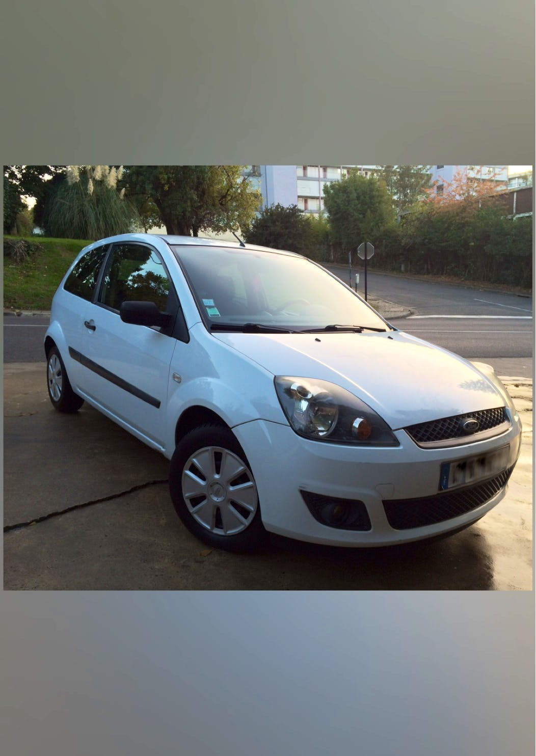 Ford Ford Fiesta, 2007, Essence, automatique