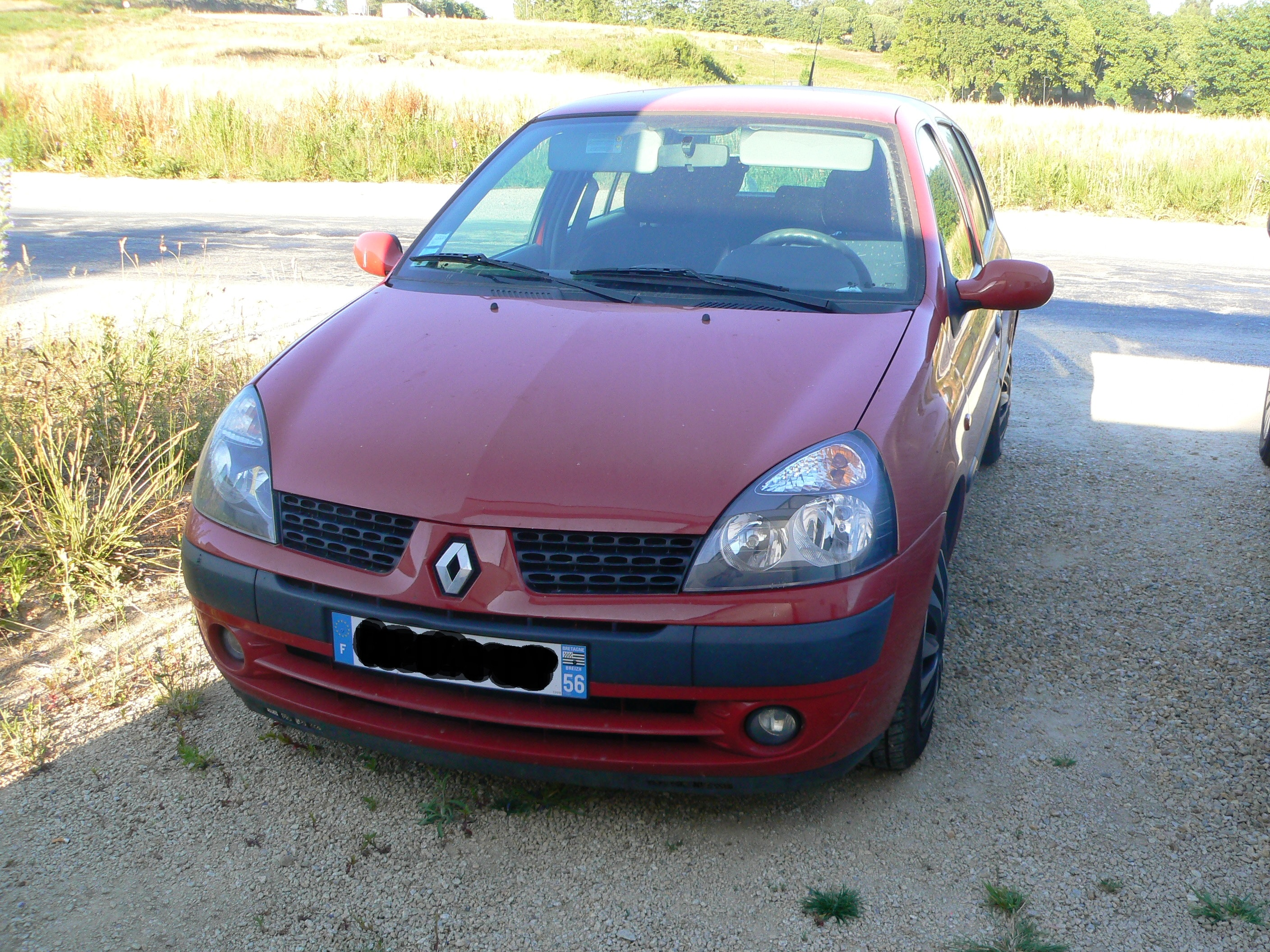 Renault Clio 2  phase 2 essence 1.2, 2002, Essence