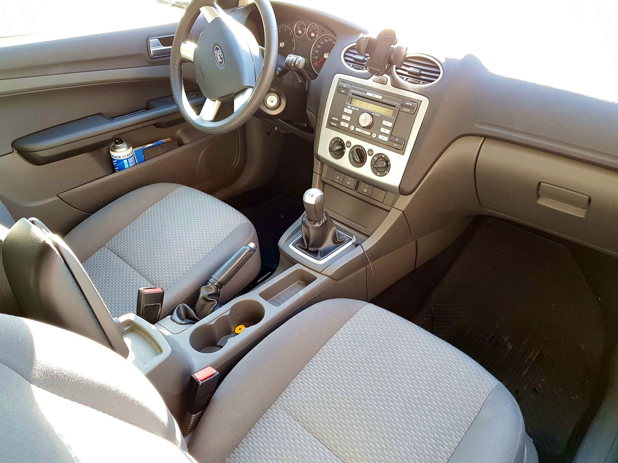 Ford Focus 1.8 - 125 PS