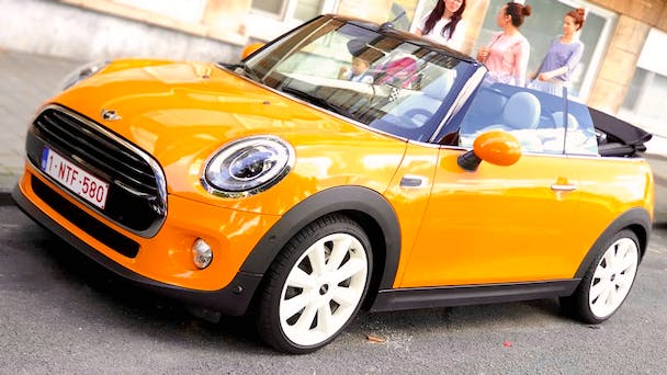 Mini Cabriolet, 2016, Essence, automatique