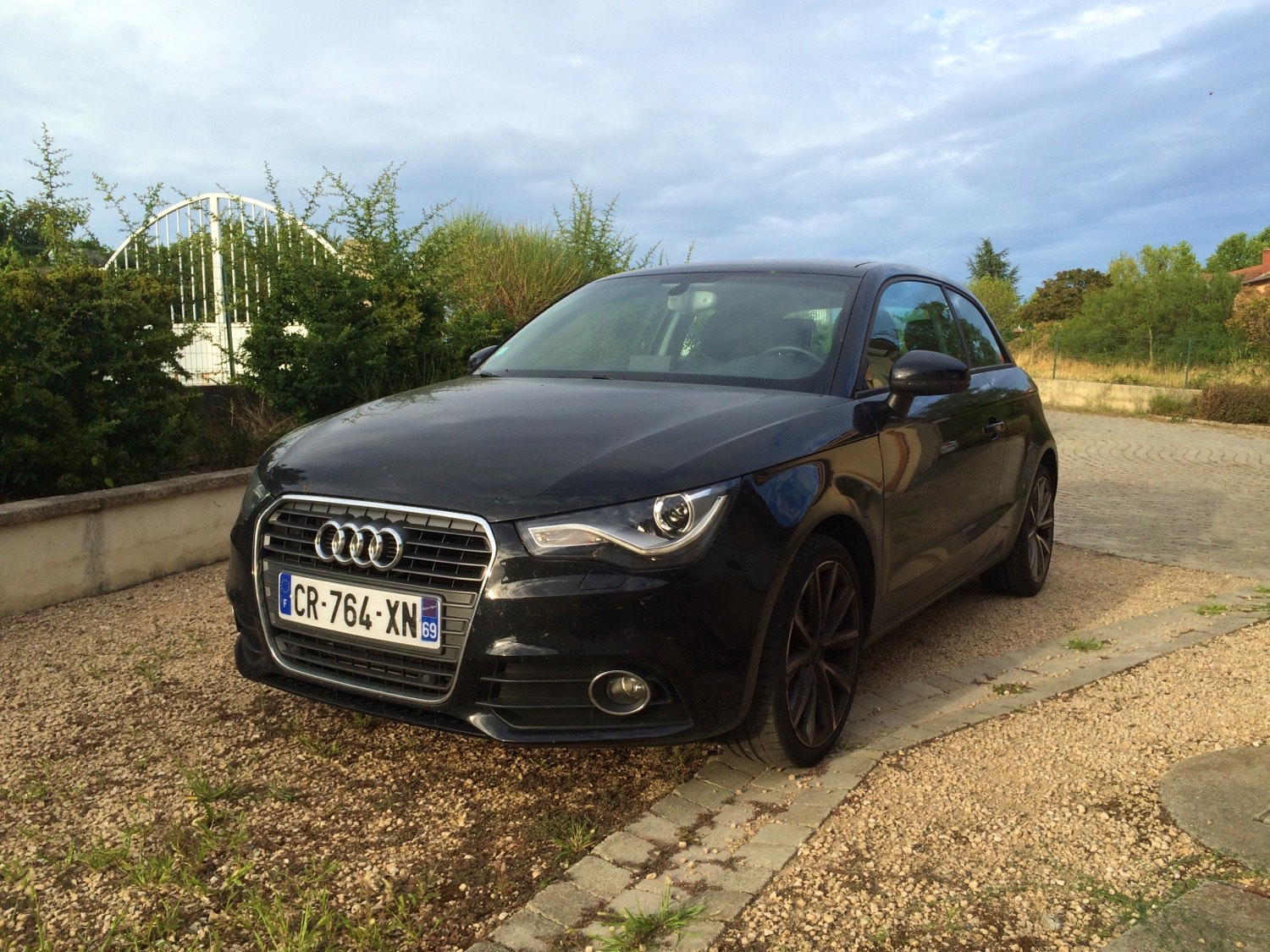Audi A1 TDI90 AMBITION LUXE S-TRONIC SPORT, 2013, Diesel, automatique