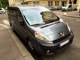 location minibus peugeot expert tepee 2008 diesel 9 places paris 142 rue de l 39 universit. Black Bedroom Furniture Sets. Home Design Ideas