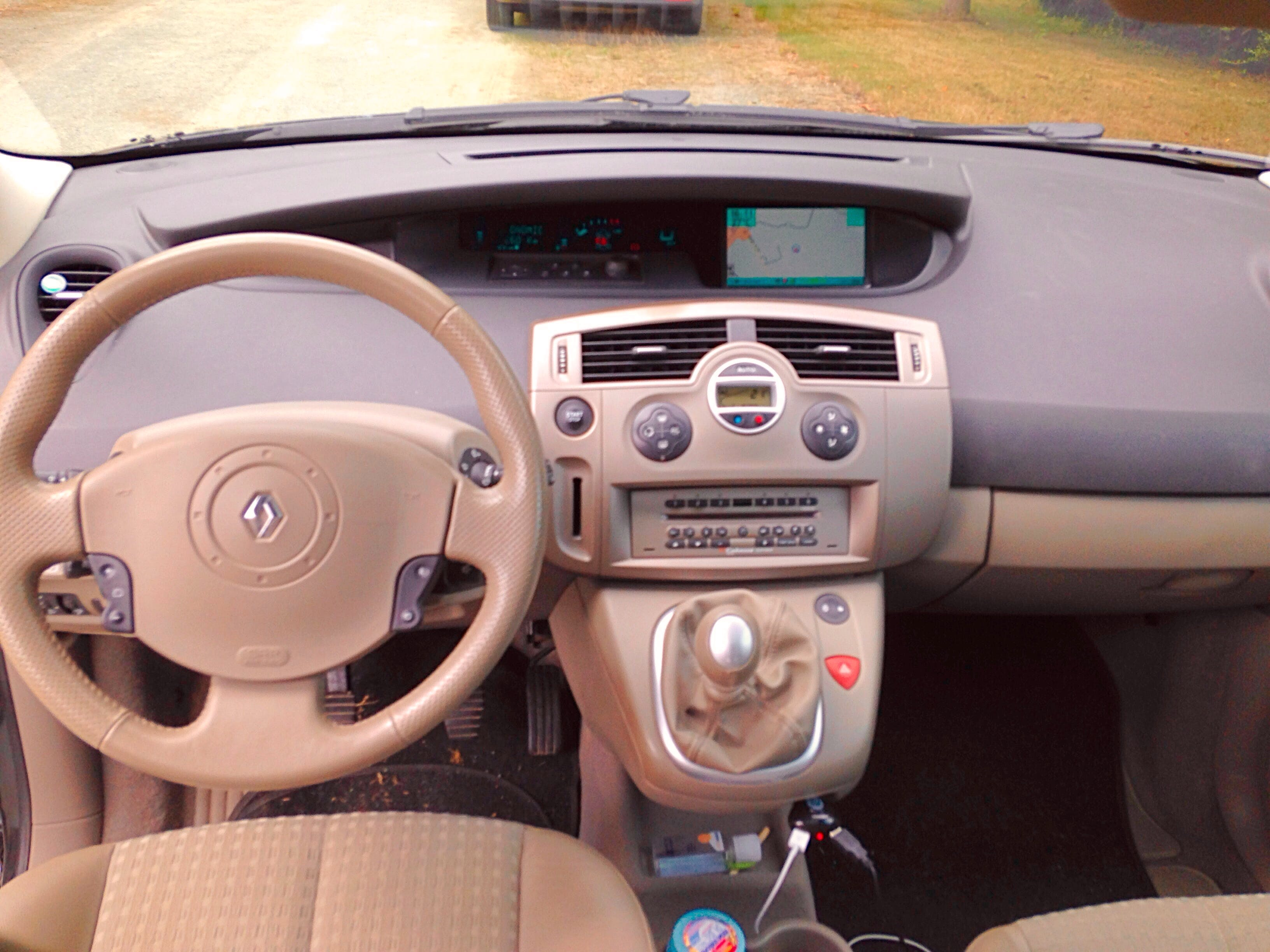 Renault Grand scenic luxe avec Climatisation