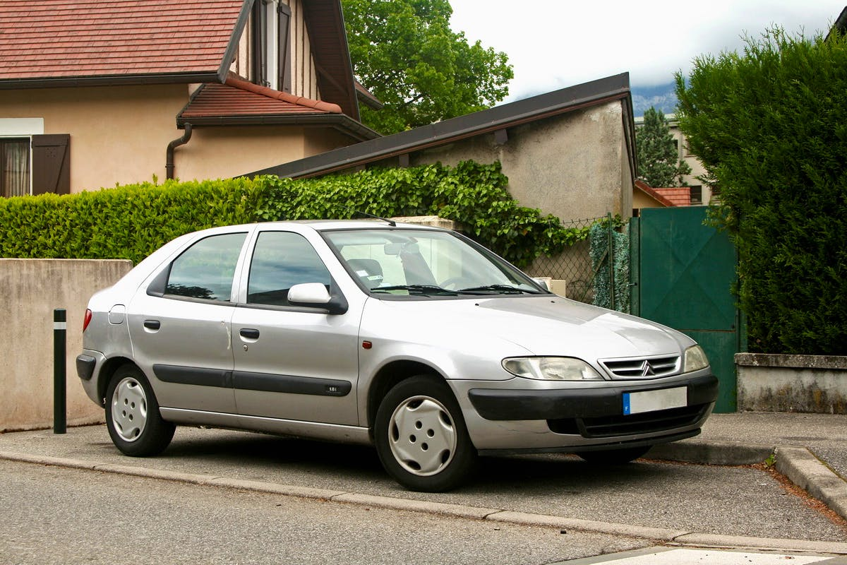 Citroen Xsara Phase 1 1,8i, 1998, Essence