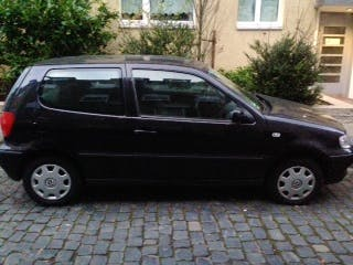Volkswagen Polo 1.0 mit Audio-/iPod-Zugang