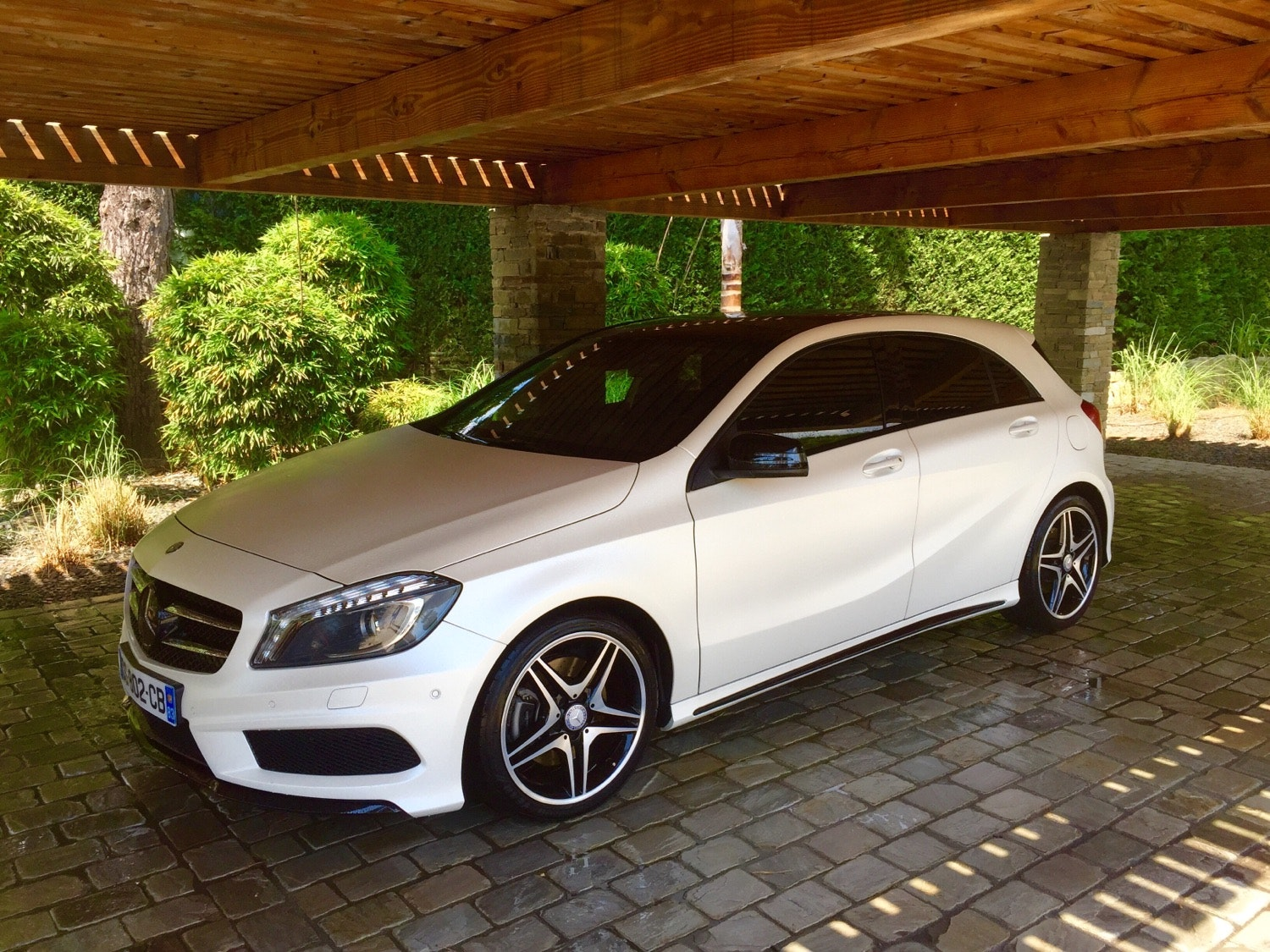 Mercedes Classe A 220 CDI AMG Fascination, 2013, Diesel, automatique
