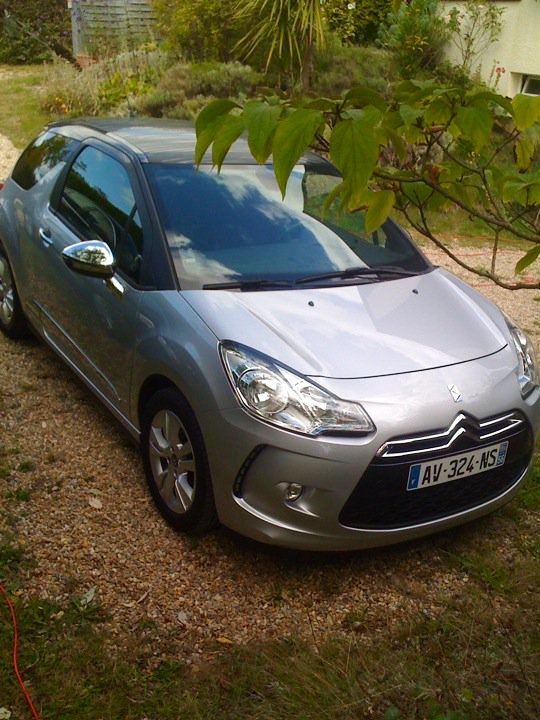 Citroën DS3 So Chic 1.6 e-HDi 92, 2010, Diesel