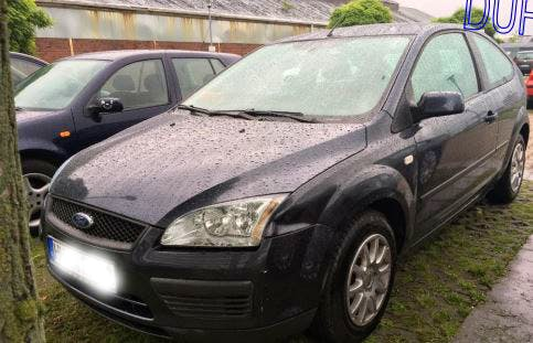 Ford Focus 1.8 - 125 PS mit CD-Player