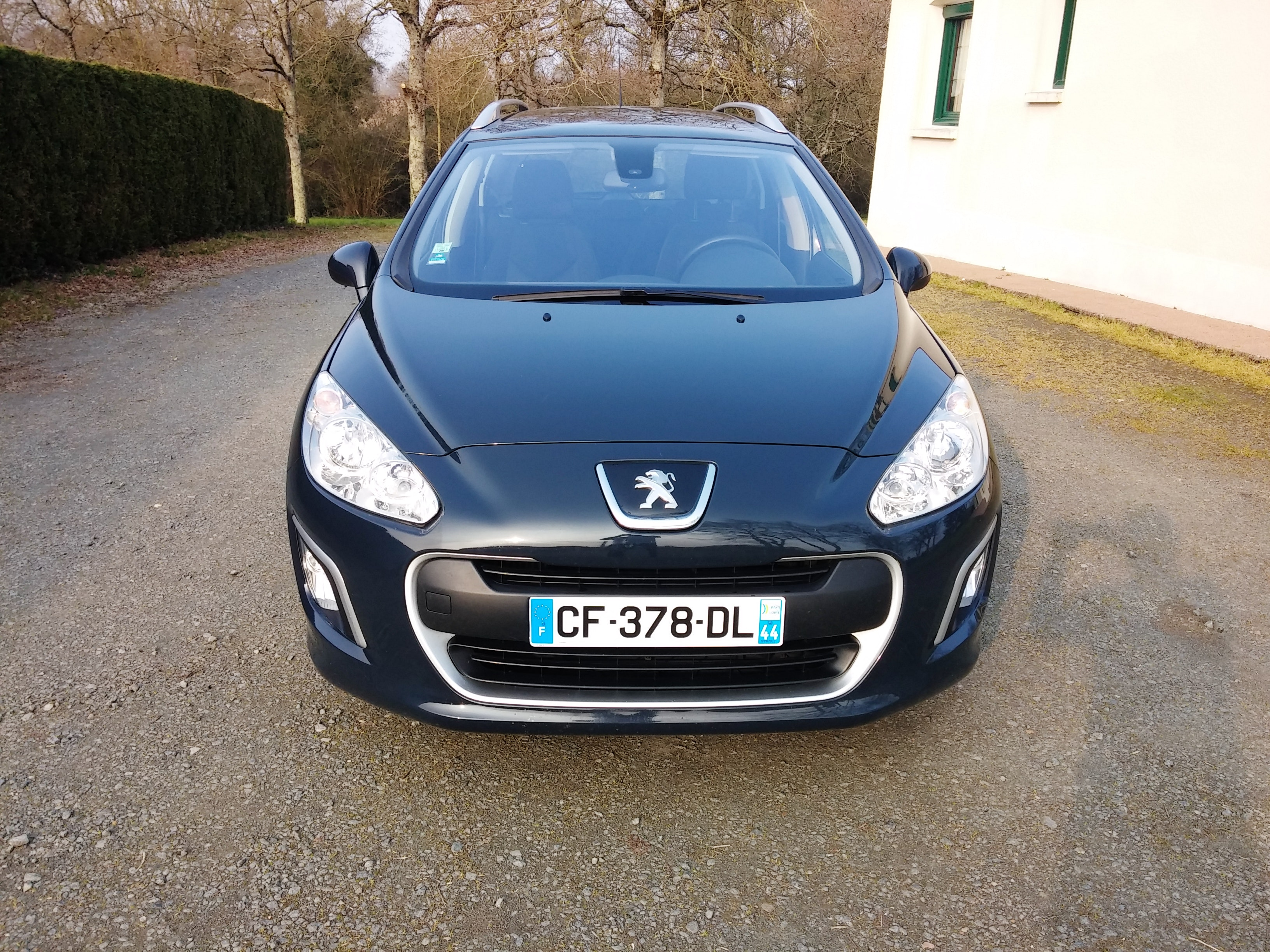 PEUGEOT 308SW 1.6eHDI112 Access, 2012, Diesel - Break Nantes (44)