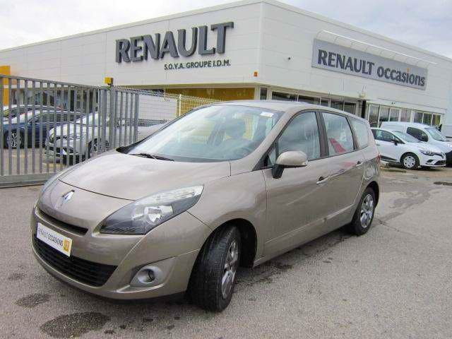 Renault Grand Scénic Diesel 7 places, 2010, Diesel, 7 places