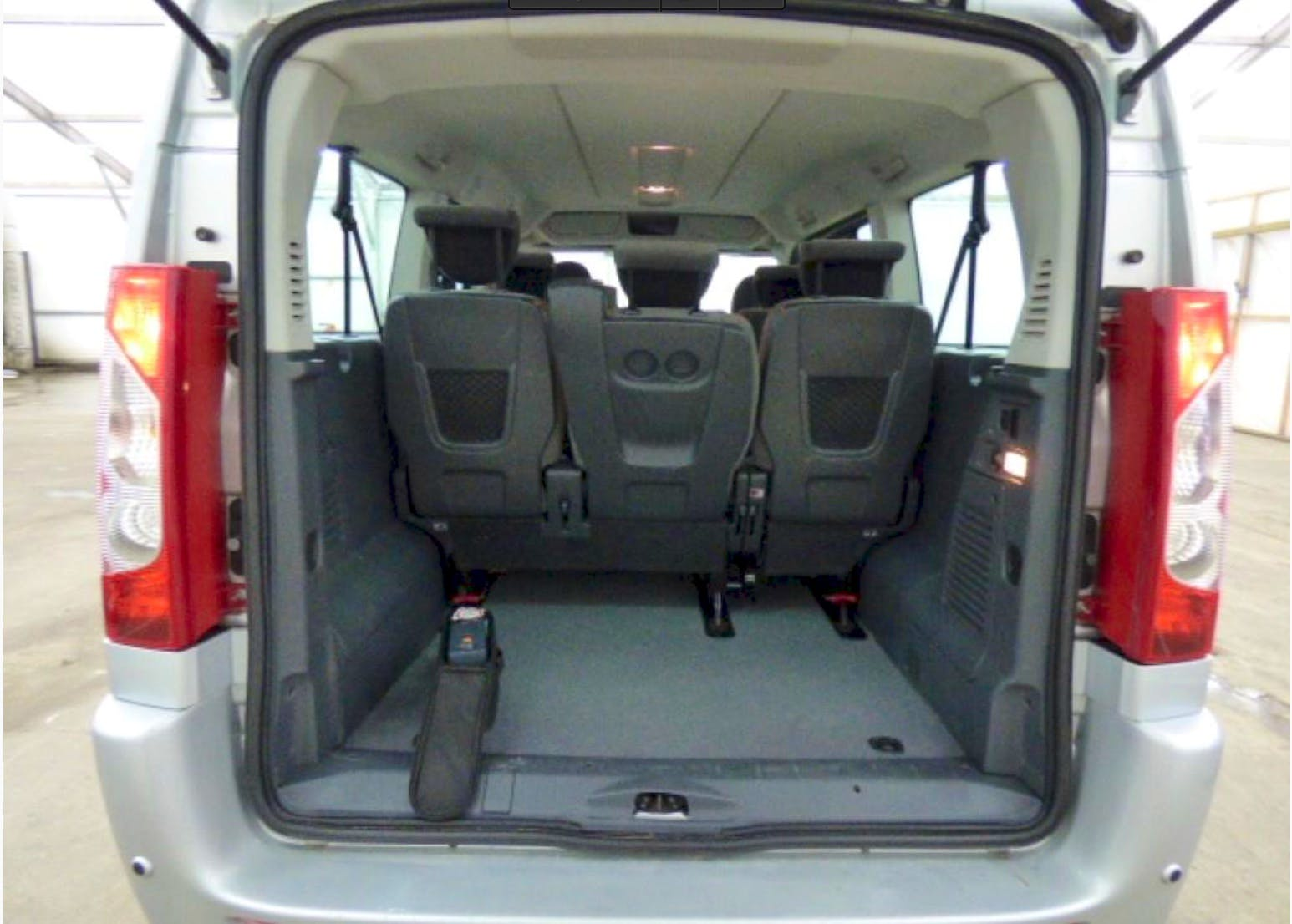 Citroen Jumpy 2.0 HDI, 2013, Diesel, 9 places et plus