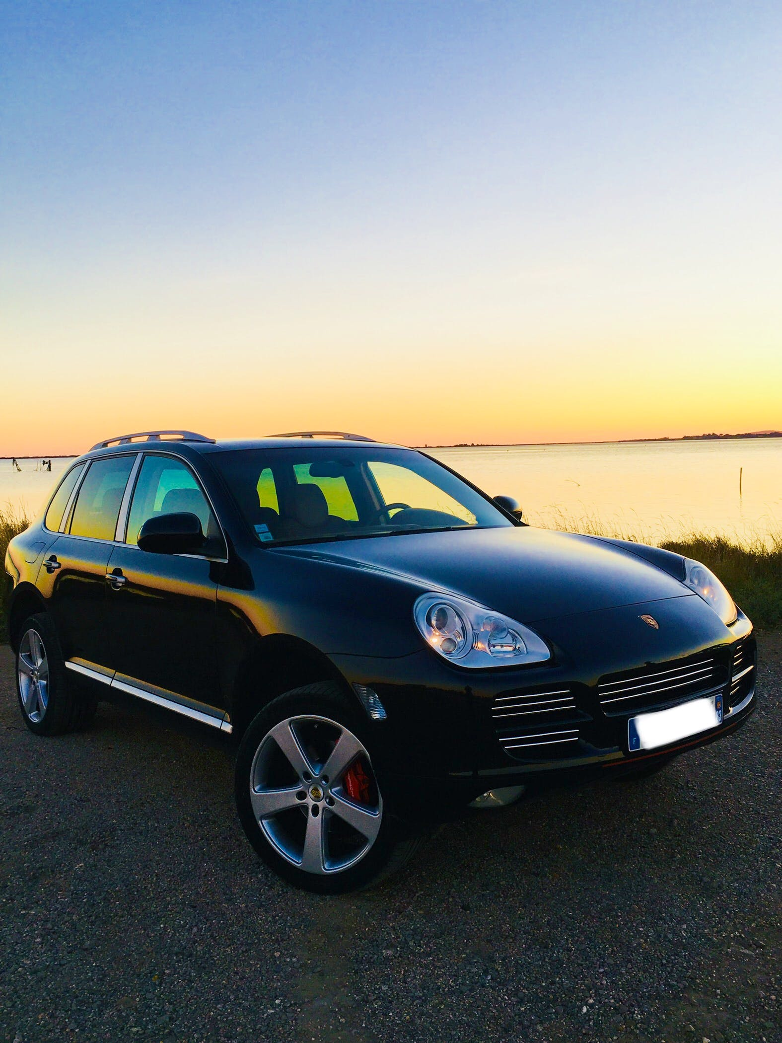 Porsche Cayenne, 2005, Essence, automatique