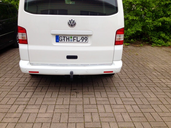volkswagen transporter 2011 diesel mieten in erfurt. Black Bedroom Furniture Sets. Home Design Ideas