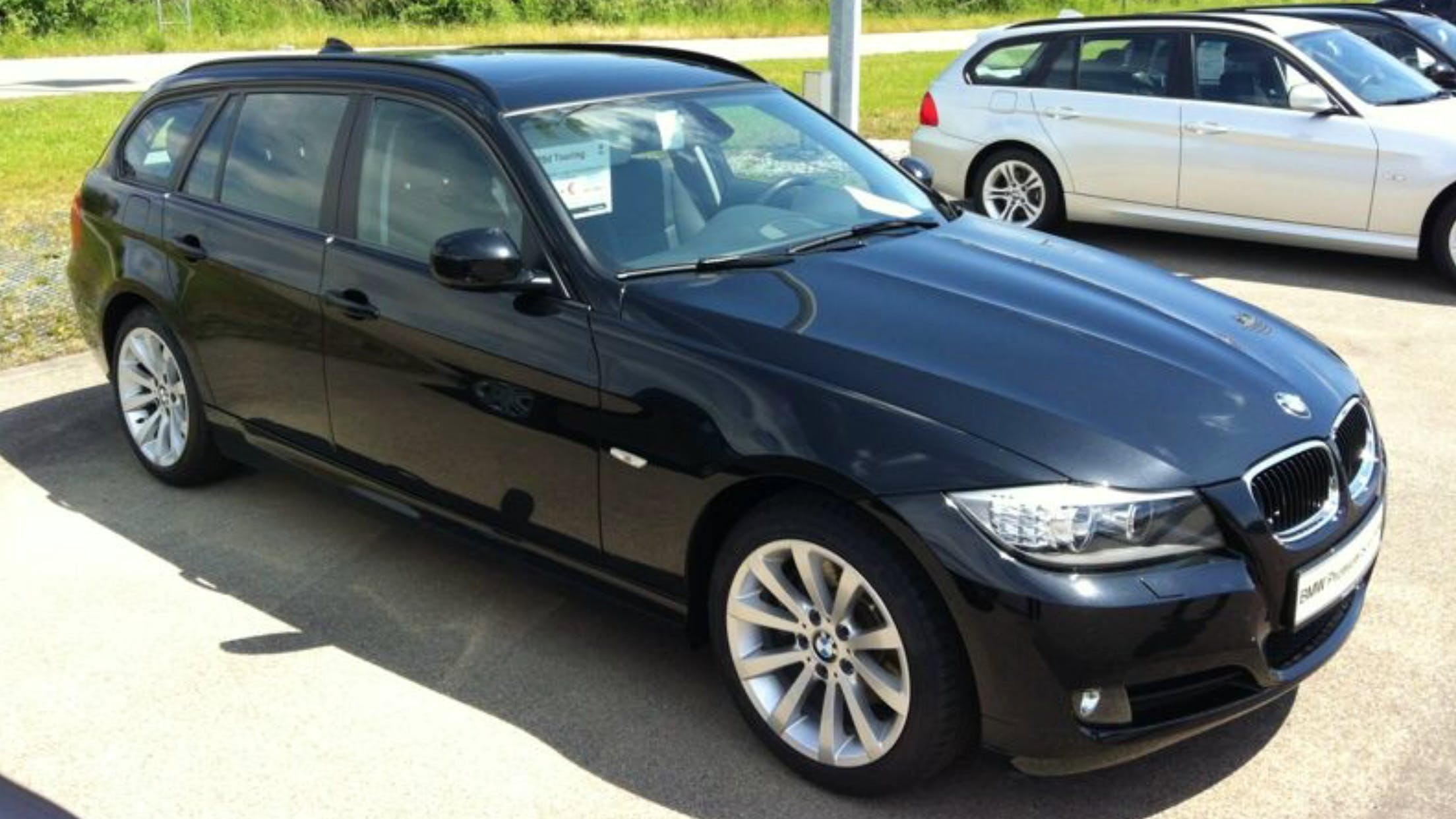 BMW 3er Touring 320D Touring EfficientDynamics, 2011, Diesel