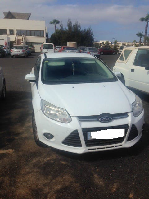 Ford Focus, 2011, Gasolina