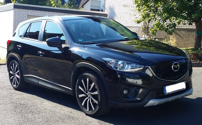 mazda cx 5 2014 diesel automatik in kassel am warteberg mieten. Black Bedroom Furniture Sets. Home Design Ideas